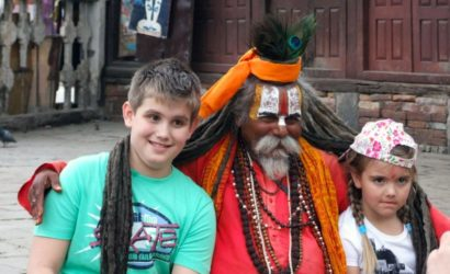 Family Holiday in Nepal