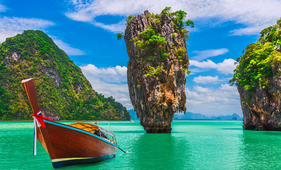 Pattaya, Bangkok and Phuket