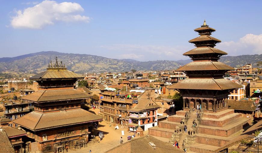Kathmandu, Bhaktapur & Nagarkot