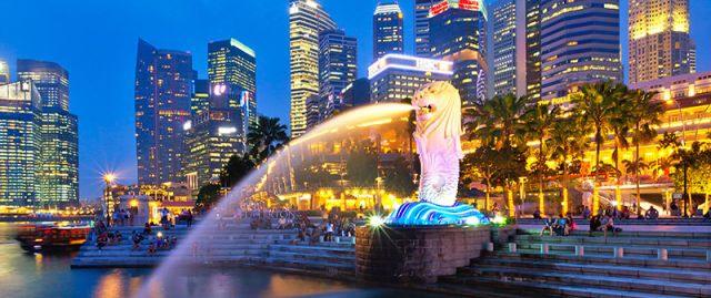 Glimpse of Singapore
