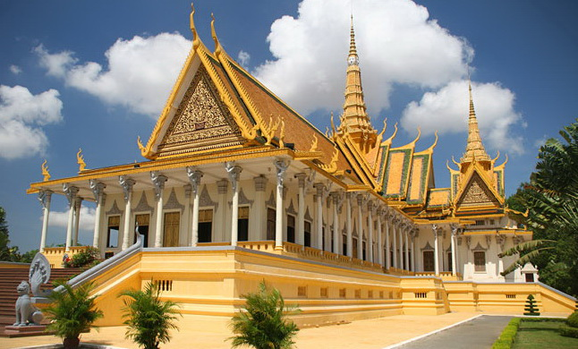 Phnom Penh and Siem Reap