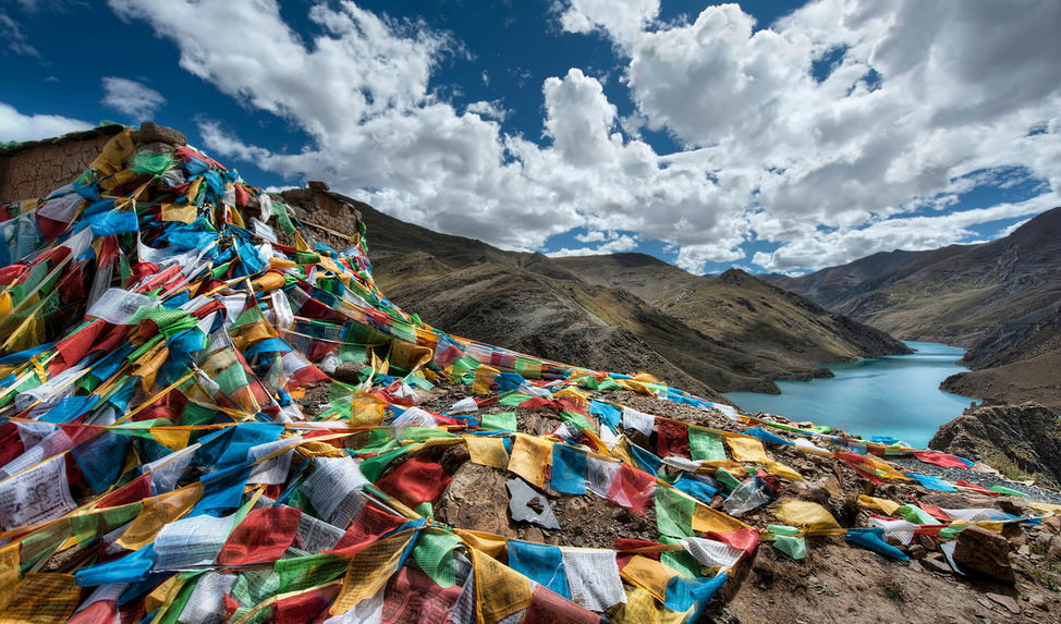 Lhasa and Yamdrok Lake