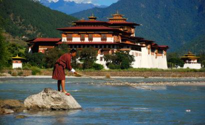 Bhutan Punakha