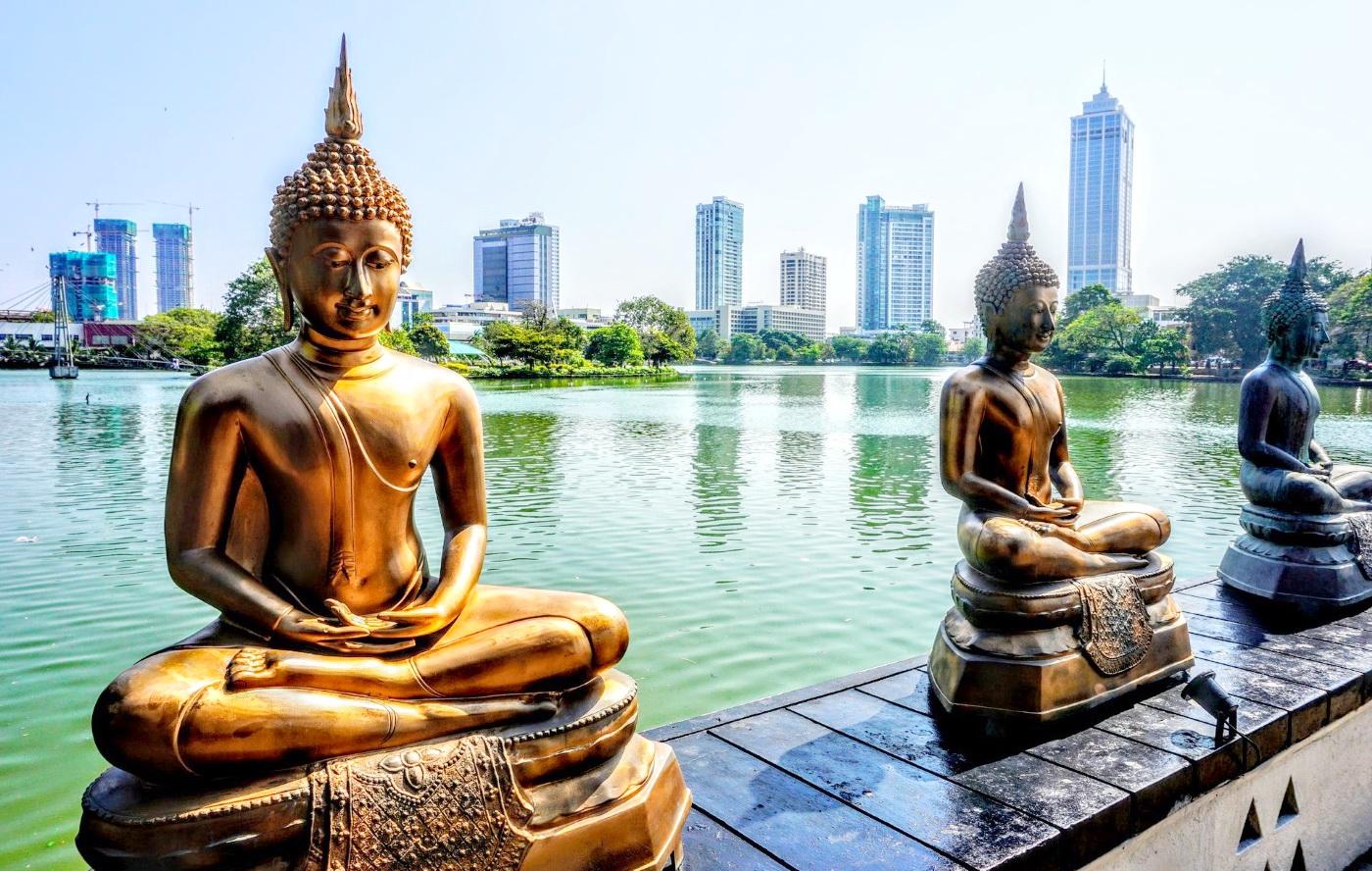 Discovering Sri Lanka