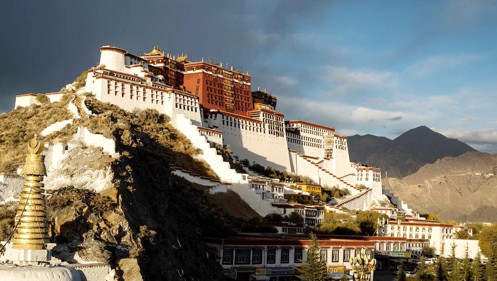 Potala Palace, Lhassa, Tibet